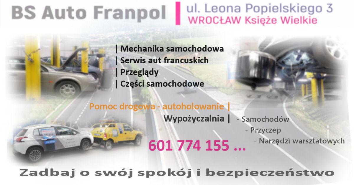 Naprawa silnika serwis klimatyzacji dynamiczna wymiana oleju Wrocław